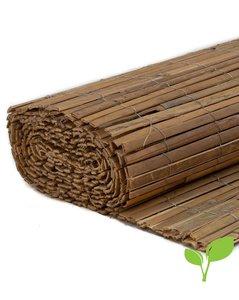 Bamboemat 1 meter hoog - 100 x 500 cm